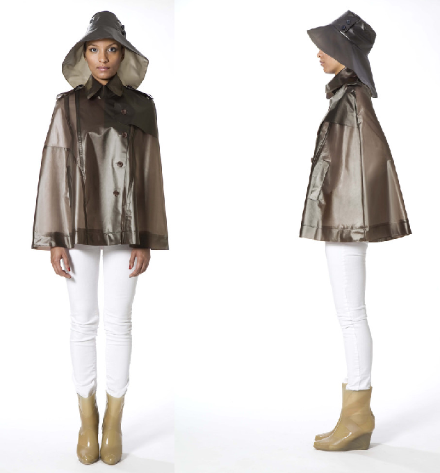 The Cutest Rain Coats | Who Knows Fashion