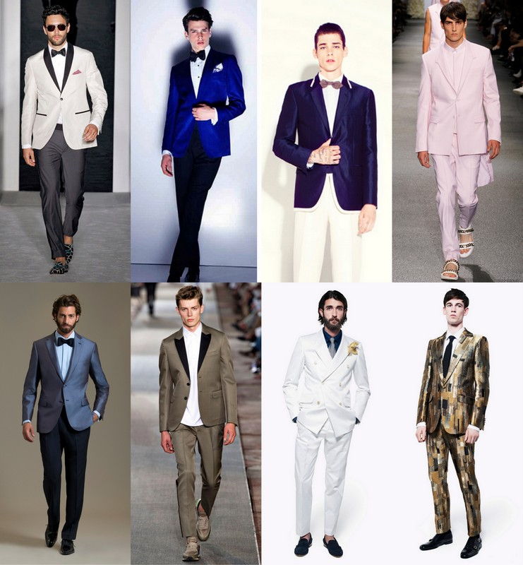 WKF\'s Monday Quote: Men\'s 2013 S/S Trends – Evening Wear | Who Knows ...