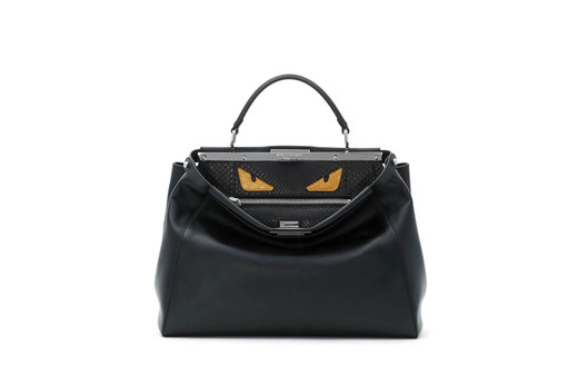 Fendi Bag Bug Holiday 2013 Collection