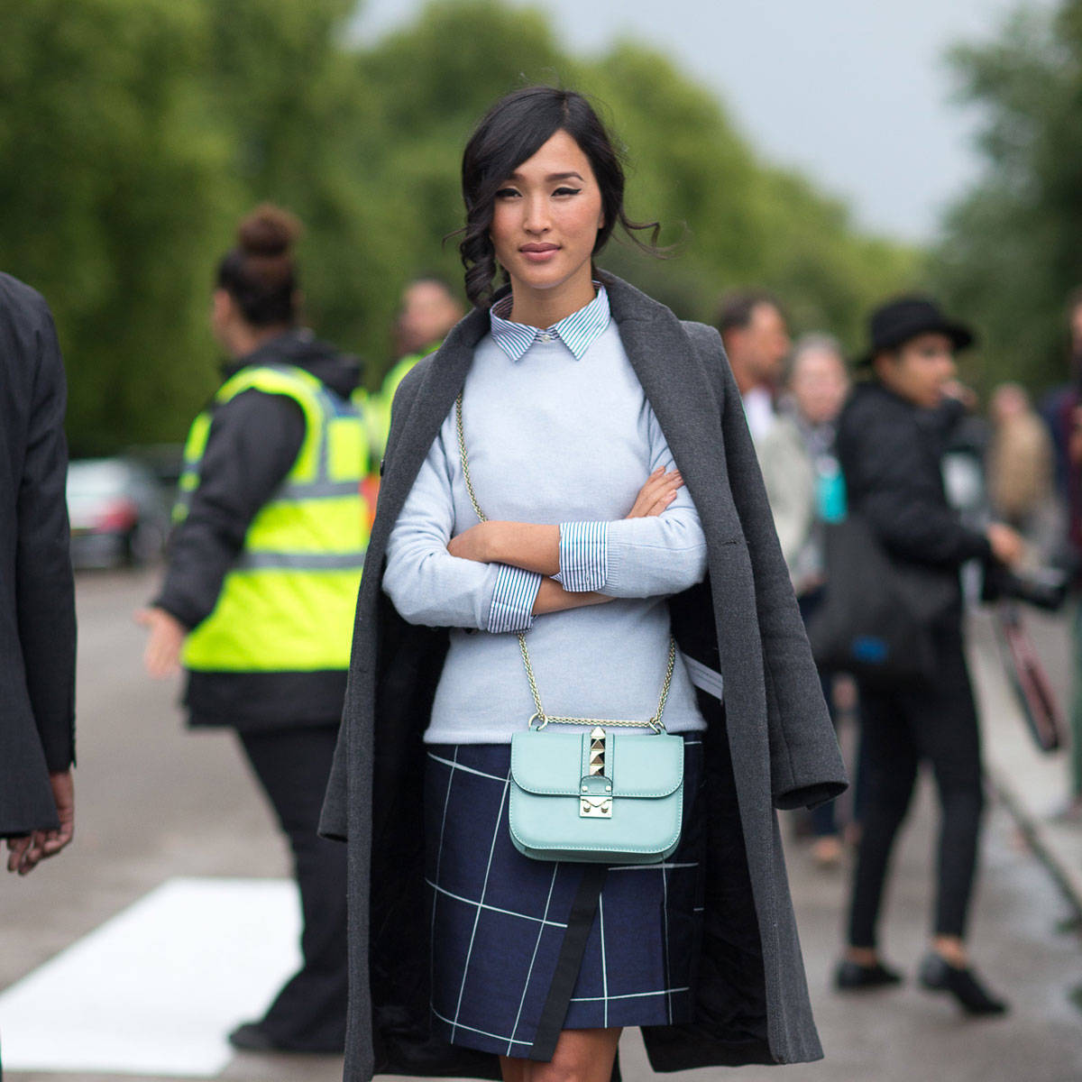 Paris Fashion Week-streetstyle-harpersbazaar