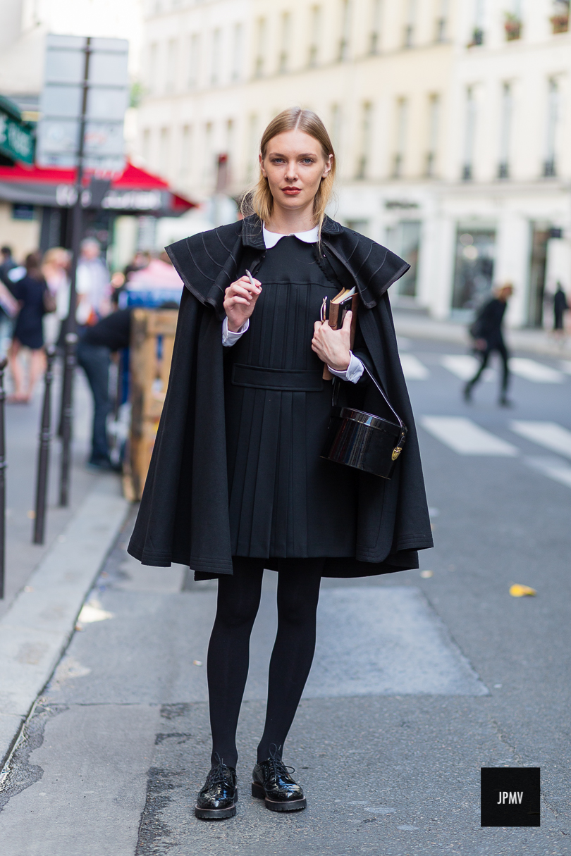 Paris Fashion Week-streetstyle-jaiperdumaveste