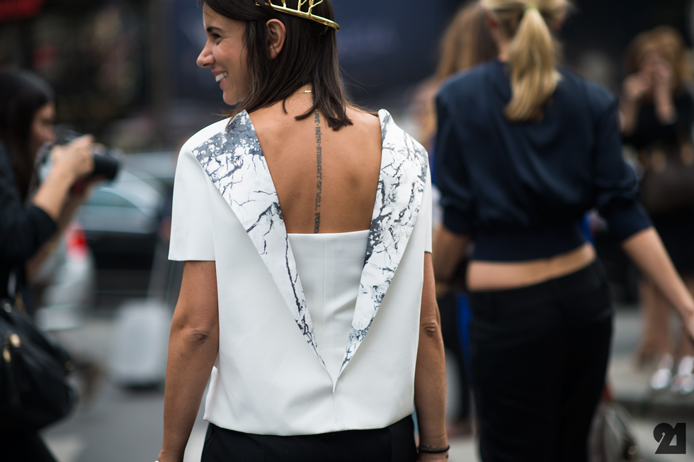 Paris Fashion Week-streetstyle-styletart.blogspot