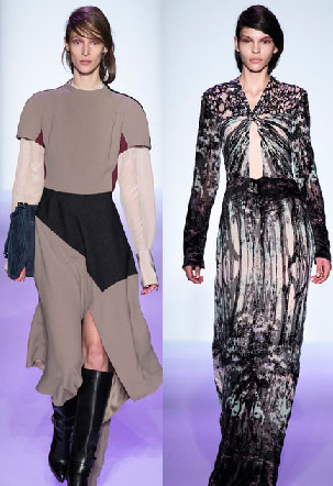 BCBG MAX AZRIA Fall/Winter 2014 Collection