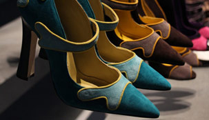 Manolo Blahnik's Lineup for Fall/Winter 2014