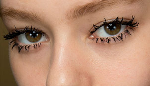 Prada Fall/Winter 2014 - Focus on Beauty