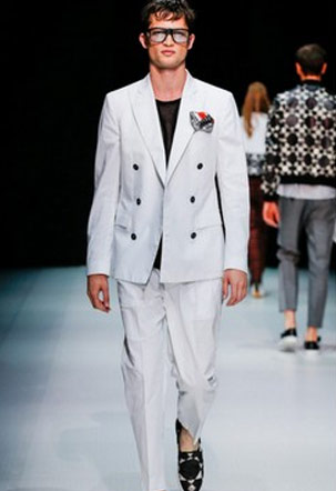 Spring/Summer 2014 Menswear Trend - Relaxed Fits