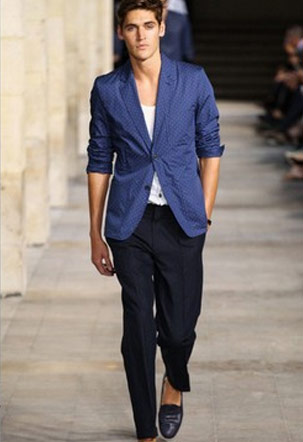 Spring/Summer 2014 Mens Trends - The Dandy Dapper
