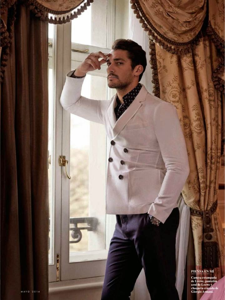 David Gandy Vanity Fair Spain May 2014 (6)