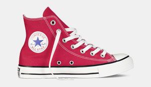 WKF's Weekend Love Affair - Going Back Converse Style!