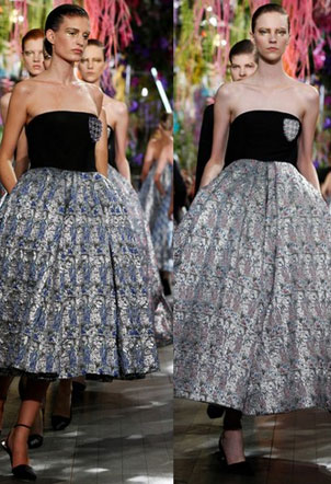 Spring/Summer 2014 Trends - The Dior Dress