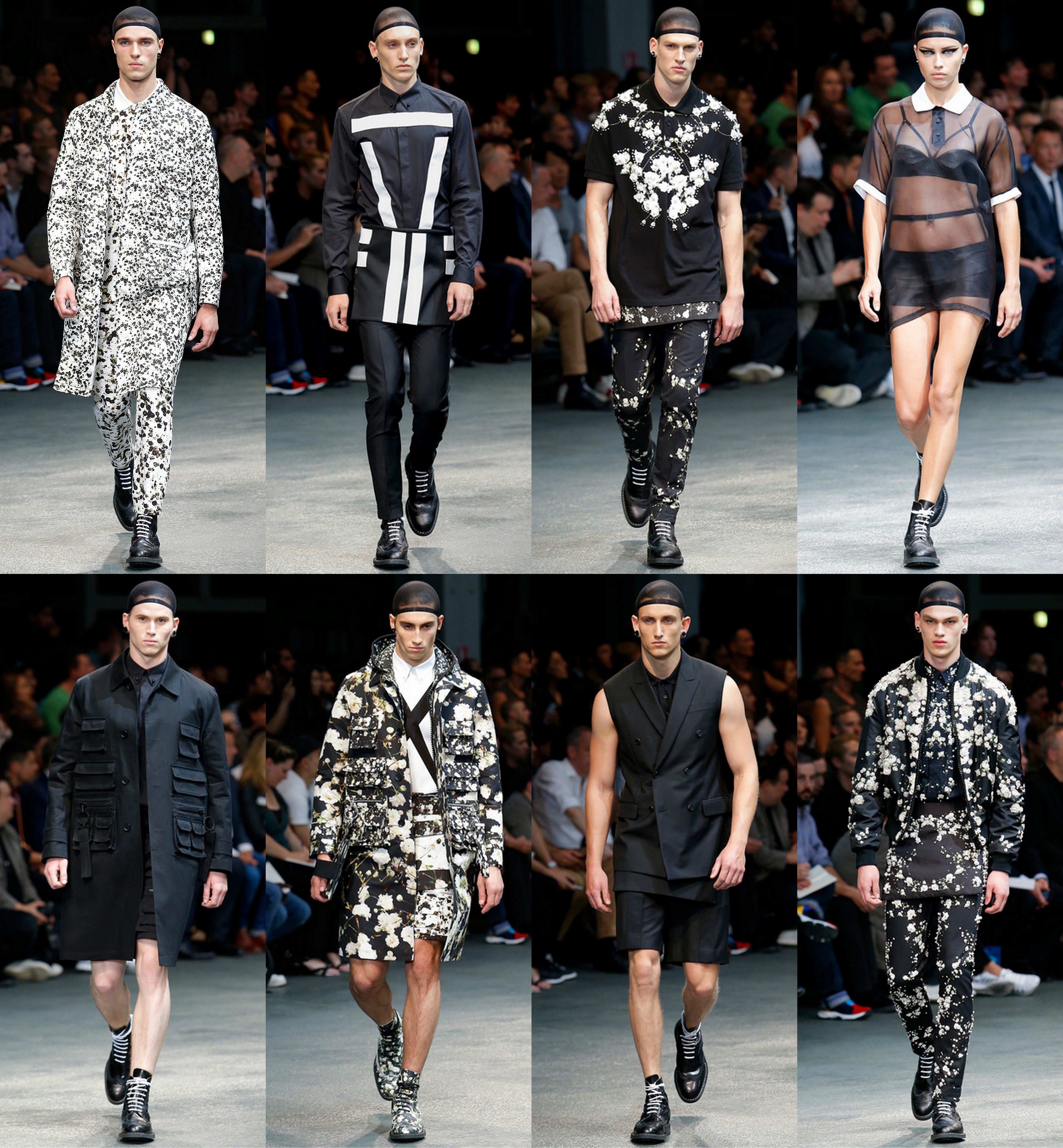 Spring/Summer 2015 Menswear - Givenchy