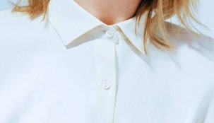 A Call Back to the Crisp White Shirt