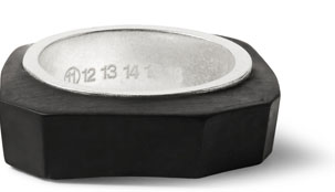 Maison Margiela Two Toned Ring
