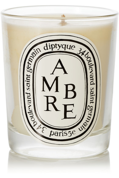 DIPTYQUE Ambre scented candle,
