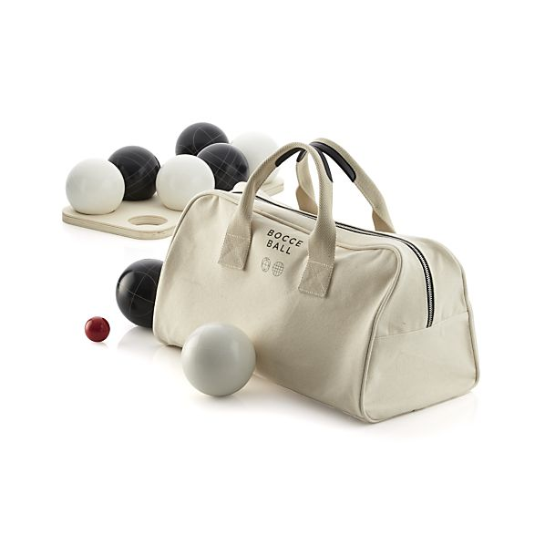 bocce-set Crate & Barrel